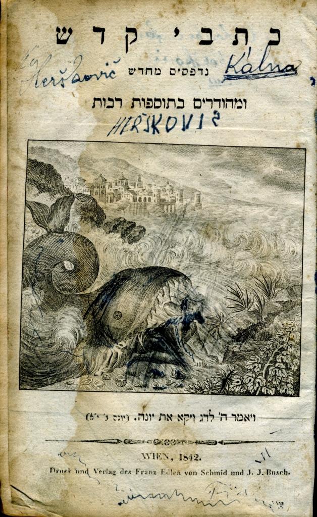 תרי עשר מתורגם אשכנזית ומבואר מחדש